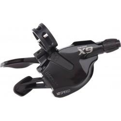 Манетки Sram X9 Bearing 3x9 Trigger серые