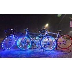 Светодиодные огни на колеса
