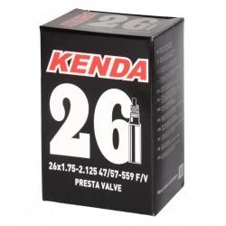 "Камера KENDA 26""x1,90/2,125 FV"