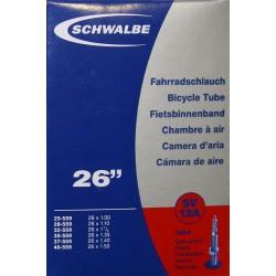 """Камера Schwalbe 26""""x1.10-1.50 FV"""