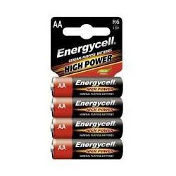 БАТАРЕЙКА ENERGYCELL HIGH POWER R06