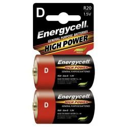 Батарейка Energycell High Power R20