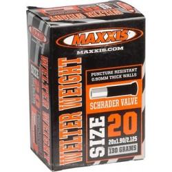 Камера Maxxis Ultra Light 20x1.90/2.125 AV