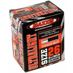 Камера Maxxis Ultra Light 26x1.90/2.125 AV