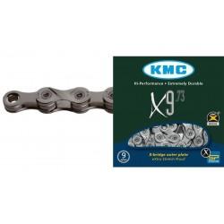 ЦЕПЬ KMC X9.73 116 9-ск.