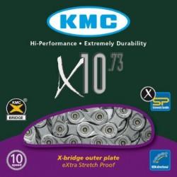 ЦЕПЬ KMC X10.73 114 ЗВЕНЬЕВ