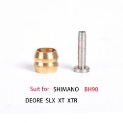 OLIVE/INSERT Shimano UNIT SM-BH90