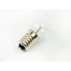 Лампочка 6V/0.6W з різьбою
