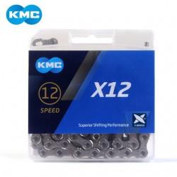 ЦЕПЬ KMC X12 114 ЗВЕНЬЕВ