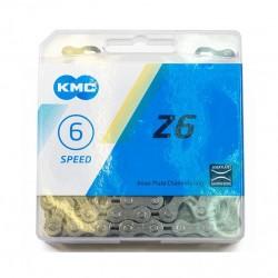 ЦЕПЬ KMC Z6 6-СК.116-зв.