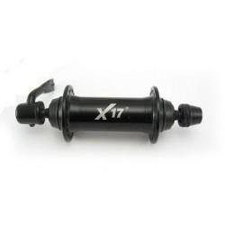 Втулка передн. X17 MTB BLACK 32/36H