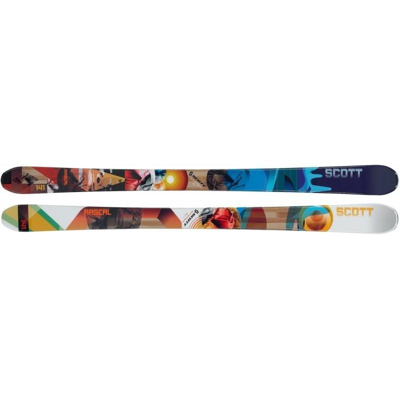 Лыжи Scott Rascal 2012