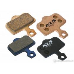 Тормозные колодки KLS D-01