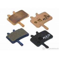 Тормозные колодки KLS D-02