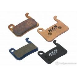 Тормозные колодки KLS D-03