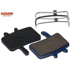 Тормозные колодки Baradine DS-11