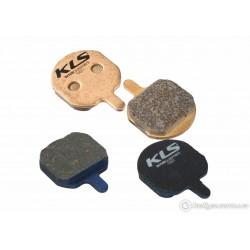 Тормозные колодки KLS D-08