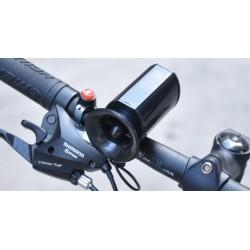 Велосипедный звуковой электронный сигнал