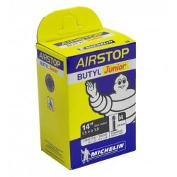 Камера Michelin I4 AIRSTOP 14X1.5/1.9(16Х1.75)