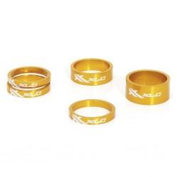"""Проставочные кольца под вилку XLS Ø 1 1/8 """"(28.6 мм)"""