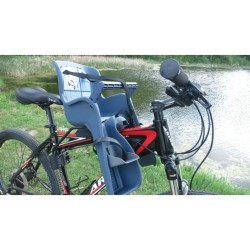 Велокресло детское YC-699 переднее