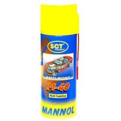 Проникающая смазка MANNOL M40