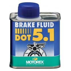 Motorex Тормозная жидкость DOT 5.1