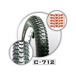 """Покрышка CST C712 14""""x2,125"""