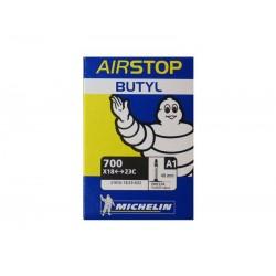 Камера Michelin A1 AIRSTOP 622х18/23 шоссе