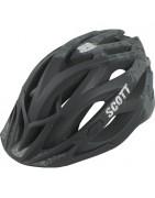 Защита велосипедиста (шлемы, наколенники, налокотники)